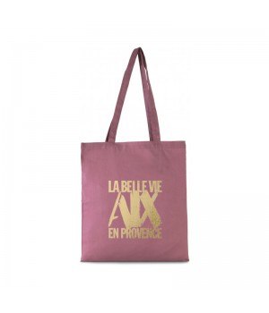 Tote bag raspberry