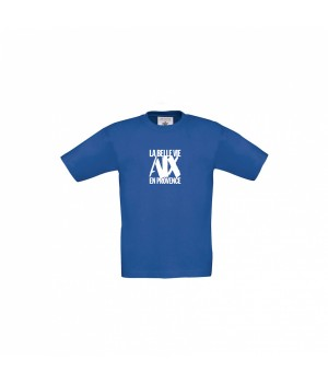 Tee Shirt kids blue