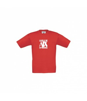 Tee Shirt kids red