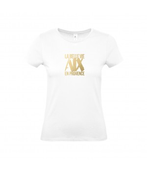 Tee Shirt women white