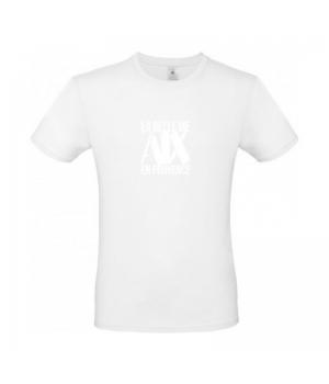 Tee Shirt man white